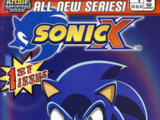 Archie Sonic X Issue 01