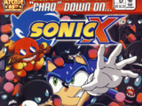 Archie Sonic X Issue 6