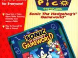 Sonic the Hedgehog's Gameworld