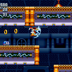 Tails en Flying Battery.