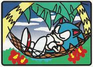 Sonic Blast Manual Art 1