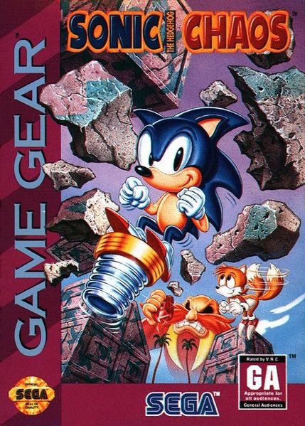 Sega Game Gear Sonic News Network Fandom