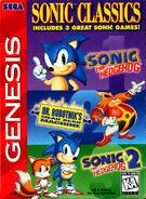 Sonic Classics 3 in 1