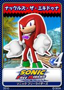 Sonic Free Riders karta 14