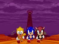 Sonic Mighty i Ray