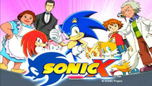 Sonic X serie television