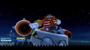 Eggman boss Sonic Dash