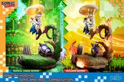 First4Figures Diorama SonicandTailsCombo