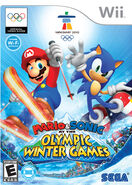 Mario Sonic Olympic Winter Games