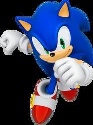 Modern Style Sonic 7