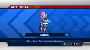 STH2006 Character Select Amy