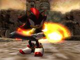 Armas de Shadow the Hedgehog (juego)