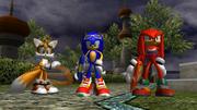 Sonic Riders Team Sonic