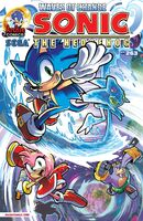 Archie Sonic the Hedgehog Issue 263