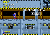 StH2 Death Egg Zone