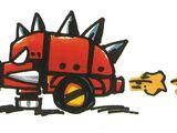 Pig-Boar Mecha