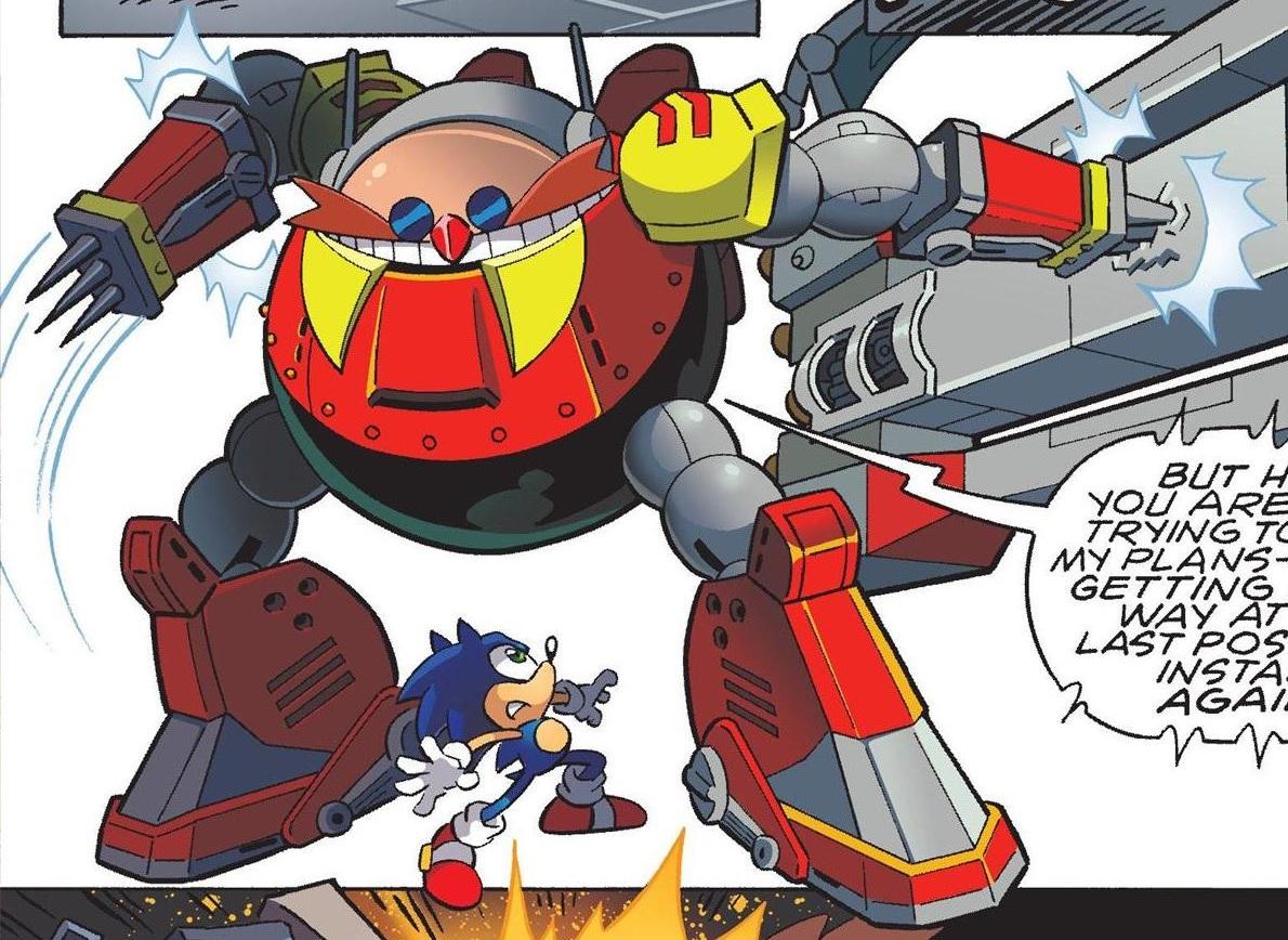 Death Egg Robot Sonic News Network Fandom