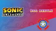 Egg Beetle - Sonic Unleashed