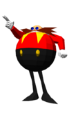 Eggman Fighters art