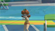 Mario & Sonic at the Rio 2016 Olympic Games - Daisy Triple Jump