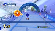 Mario Sonic Olympic Winter Games Gameplay 045