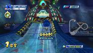 Mario Sonic Olympic Winter Games Gameplay 278
