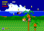 Propeller Flying Sonic 2