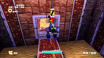Sonic Adventure 2 (PS3) Hidden Base Mission 5 A Rank