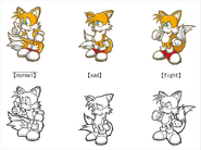 Sonic Battle Mood Koncept 2