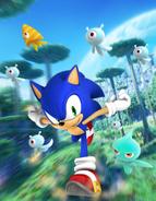 Sonic Colors promo