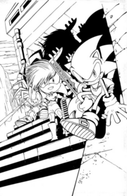 Sonic Universe 50 Underground