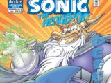 Archie Sonic the Hedgehog Issue 66