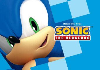 Sonic The Hedgehog Modern Style Guide Sonic News Network Fandom