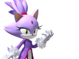 Blaze the Cat/Miscellaneous
