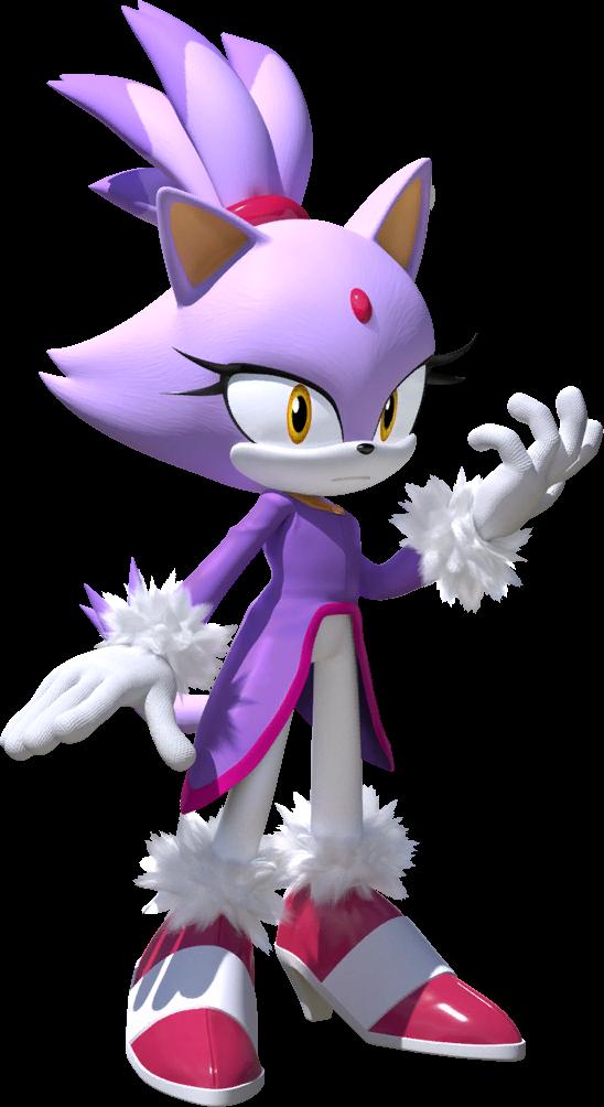 100 Pictures of Blaze Sonic