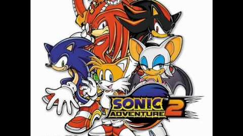 Kick The Rock! - Sonic Adventure 2