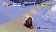 Mario Sonic Olympic Winter Games Gameplay 099