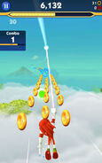 Rings Sonic Dash 2 Sonic Boom