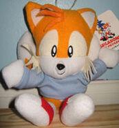 SegaSonic DressUp Tails