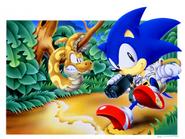 Sonic Screen Saver 3