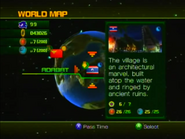 Sonic Unleashed World Map 8