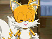 Tails Cute