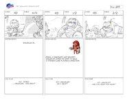 Unlucky Knuckles storyboard 11