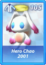 Card 105 (Sonic Rivals)