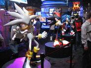 E3 2006 Sonic Statues