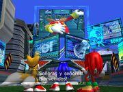 Eggman anunciado el EX World Grand Prix