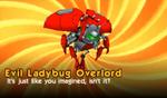 EvilLadybugOverlordToy