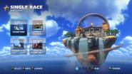 Ocean View menu