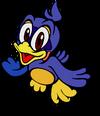S3D-NiebieskiFlicky-2D
