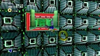 Sonic Adventure 2 (PS3) Crazy Gadget Mission 3 A Rank